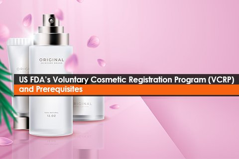 FDA Cosmetic Registration